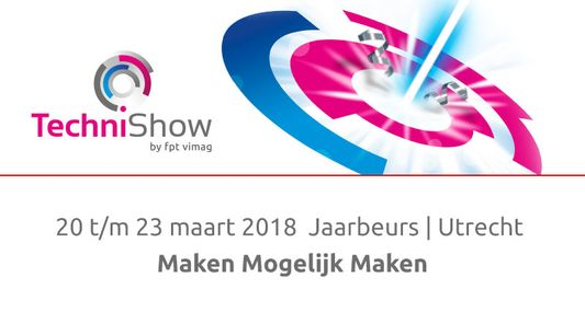 Fachmesse TechniShow in Utrecht